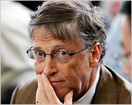 Rick Wilking/Reuters Bill Gates's foundation spent $373 million on education efforts in 2009, the latest year for which its tax filings are available.